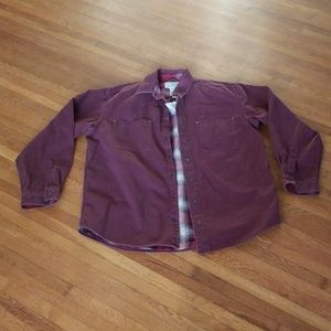 L.L. Bean Button Down